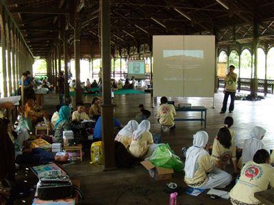 Soutěž o Balikpapanském zálivu