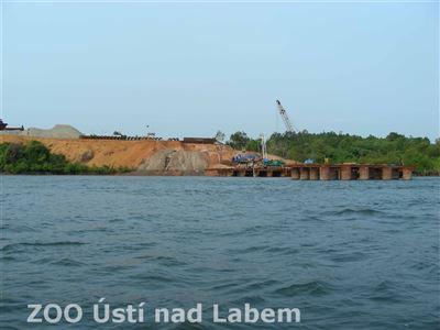 Most na ostrov Balang